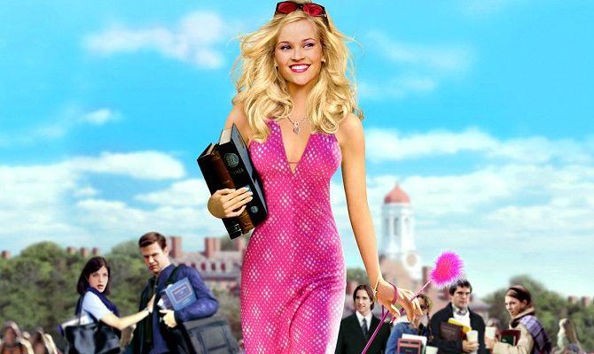 Блондинка в законе, фильм