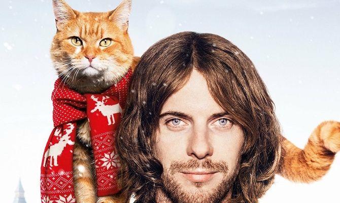 Уличный кот по кличке Боб, фильм