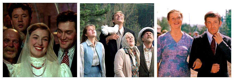 Лучшие советские комедии про деревню