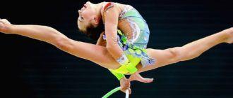 Фильмы про гимнастику