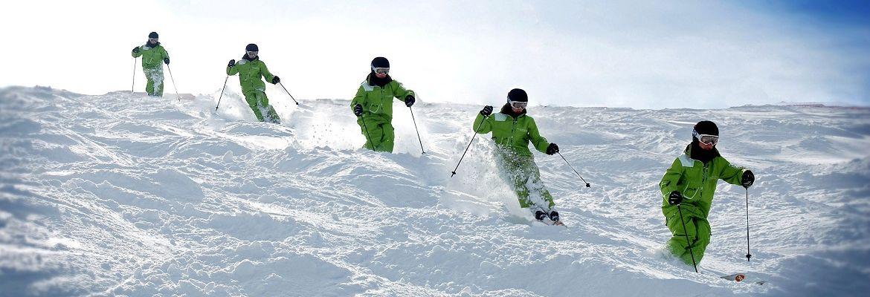 Фильмы про лыжников