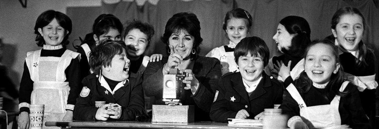Советские фильмы про школу