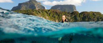 Фильмы ужасов про море
