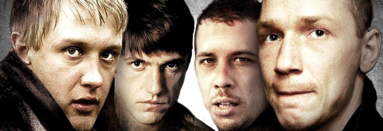 Русские криминальные драмы