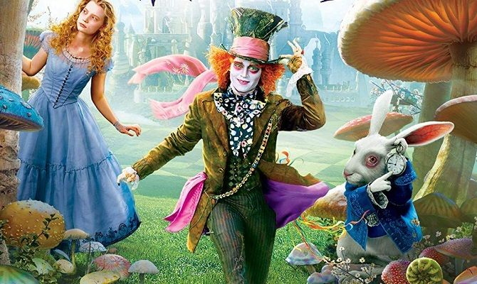 Алиса в стране чудес, фото