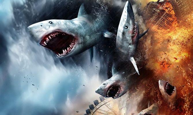 Акулий торнадо
