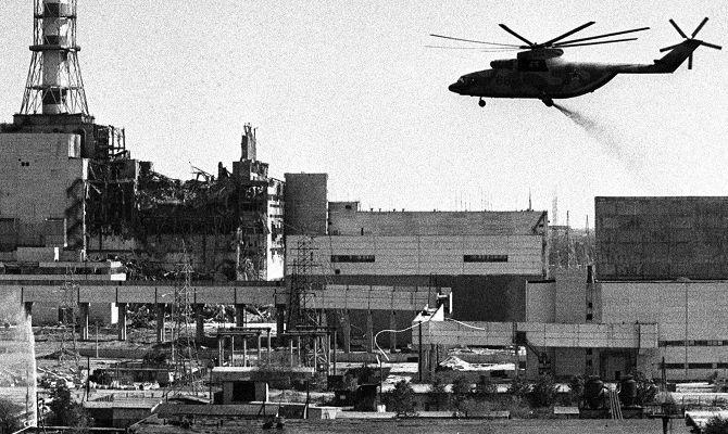 Битва за Чернобыль