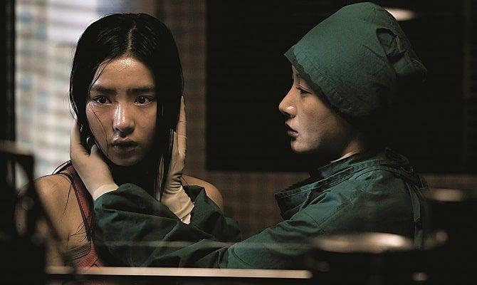 Золушка, корейский фильм ужасов