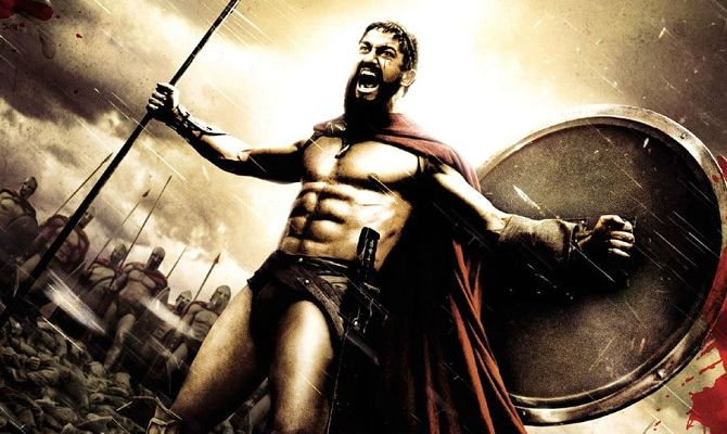300 спартанцев, фильм