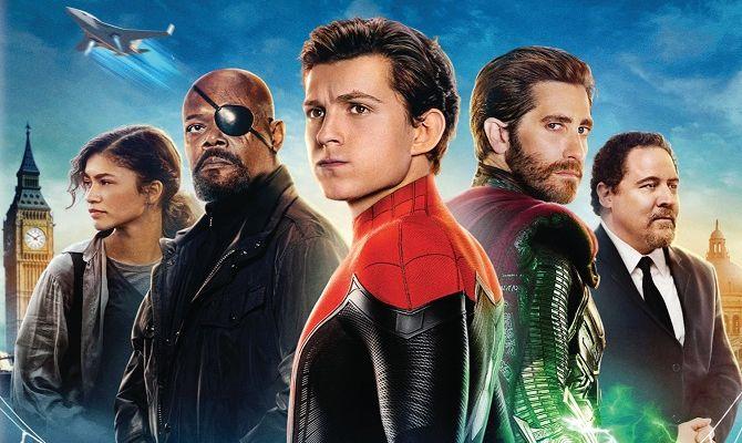 Человек-паук: Вдали от дома, фильм
