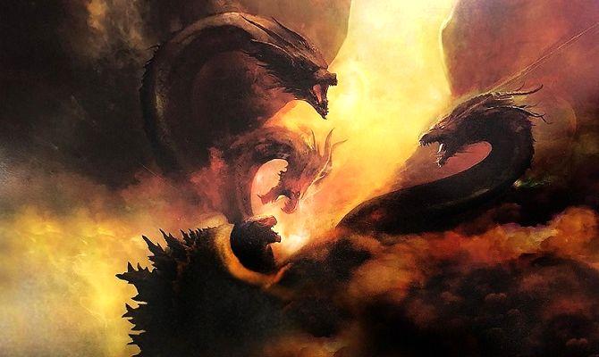 Годзилла 2: Король монстров, фильм