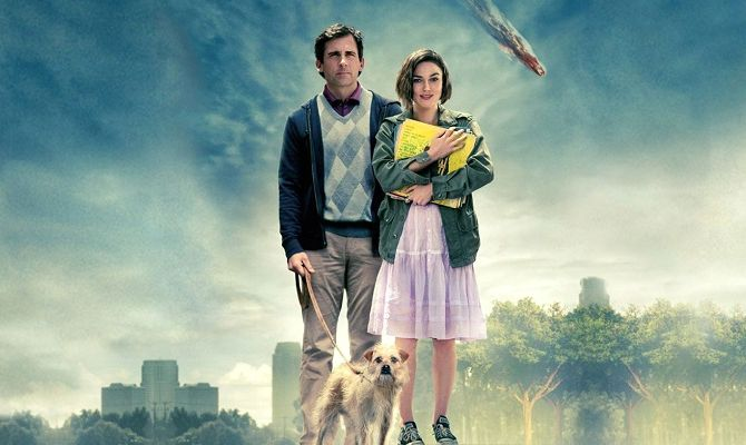 Ищу друга на конец света, фильм