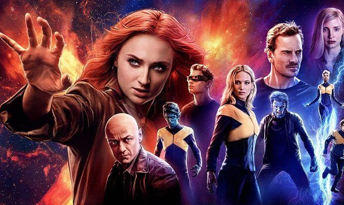 Люди Икс: Тёмный Феникс, фильм