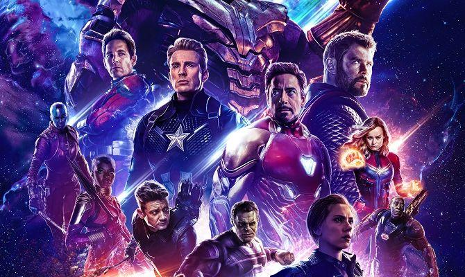 Мстители: Финал, фильм