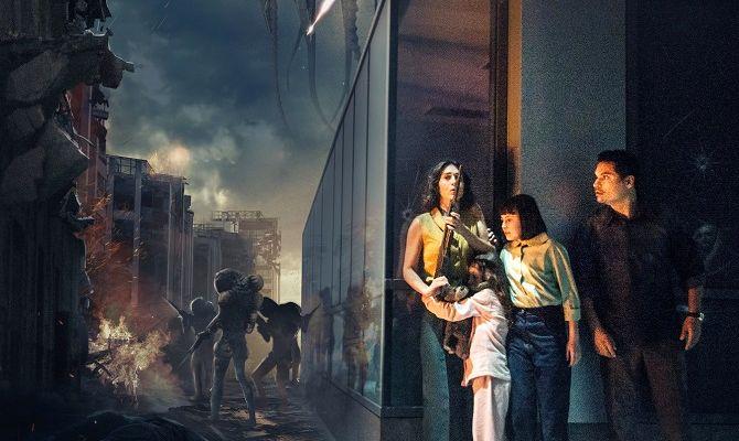 Закат цивилизации, фильм