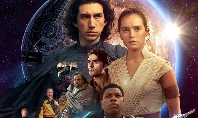 Звездные войны: Скайуокер. Восход, фильм