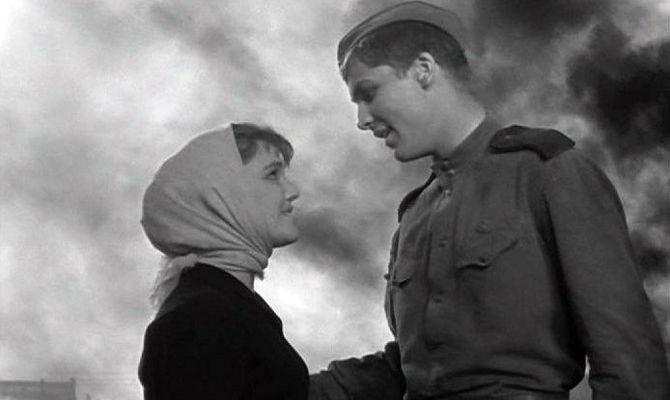 Баллада о солдате, советский фильм