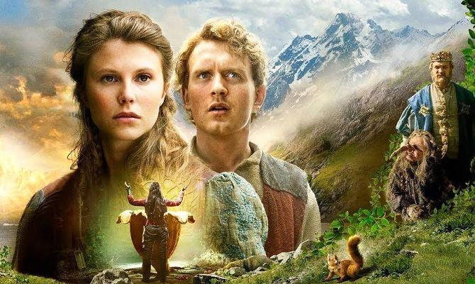 Эспен в поисках Золотого замка, семейный фильм