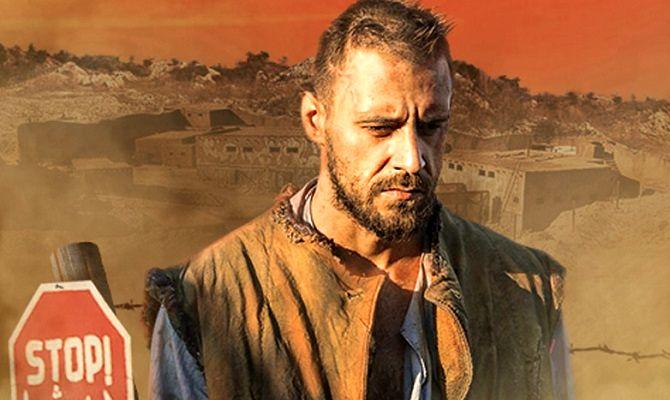 Крепость Бадабер, фильм про войну в Афганистане