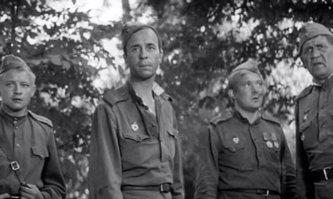 На войне как на войне, советский фильм