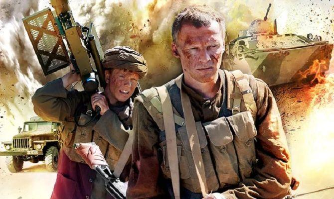 Охотники за караванами, фильм про войну в Афганистане