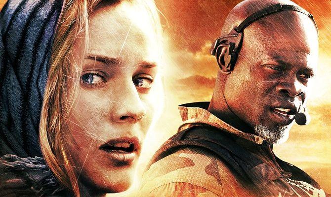 Отряд особого назначения, фильм про войну в Афганистане