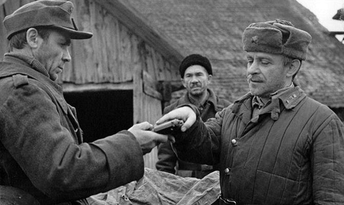 Проверка на дорогах, советский фильм