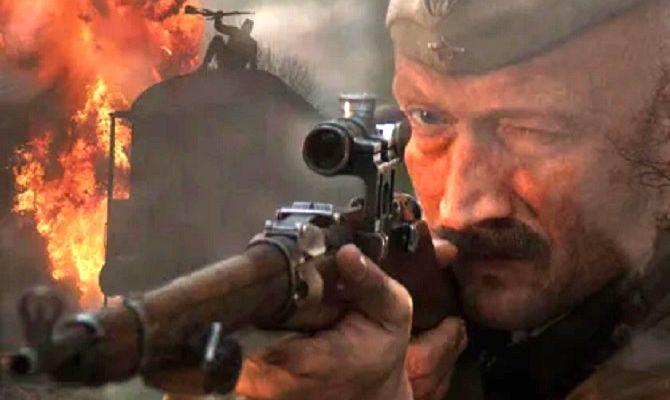 Снайпер: Последний выстрел, сериал