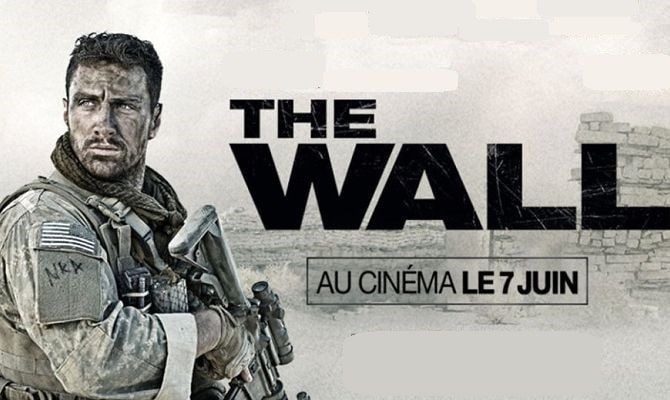 Стена, фильм про снайперов