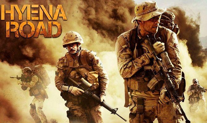 Тропа гиены, фильм про войну в Афганистане
