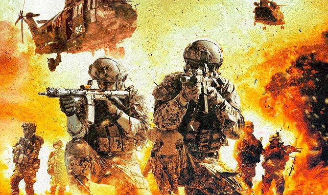 Враждебная зона, фильм про войну в Афганистане