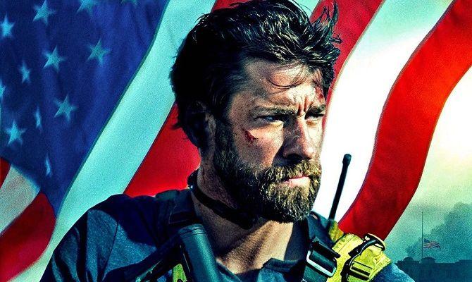 13 часов: Тайные солдаты Бенгазии, фильм
