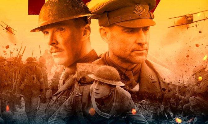 1917, фильм о войне