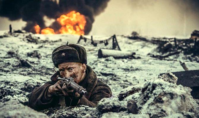 28 панфиловцев, фильм о войне