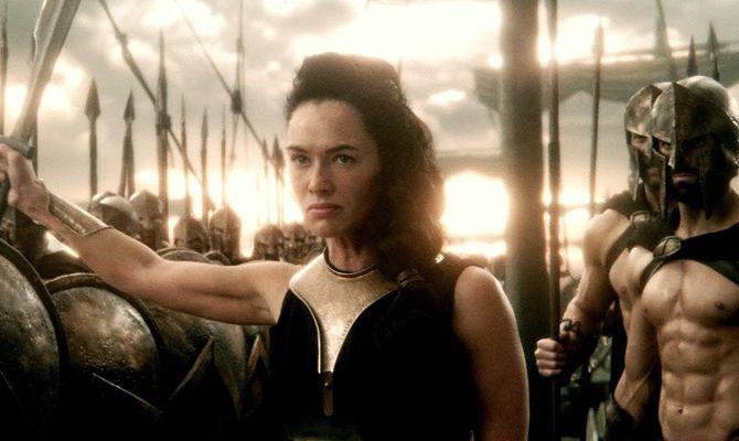 300 спартанцев: Расцвет империи, фильм о войне