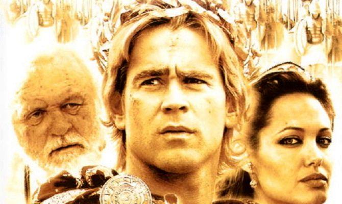 Александр, фильм о войне