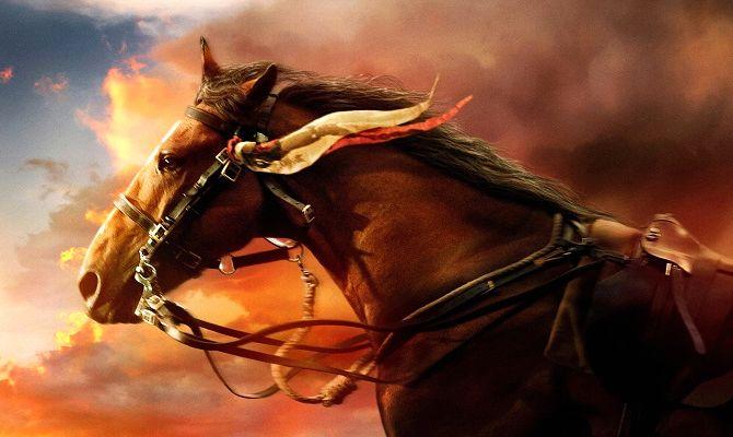 Боевой конь, фильм о войне