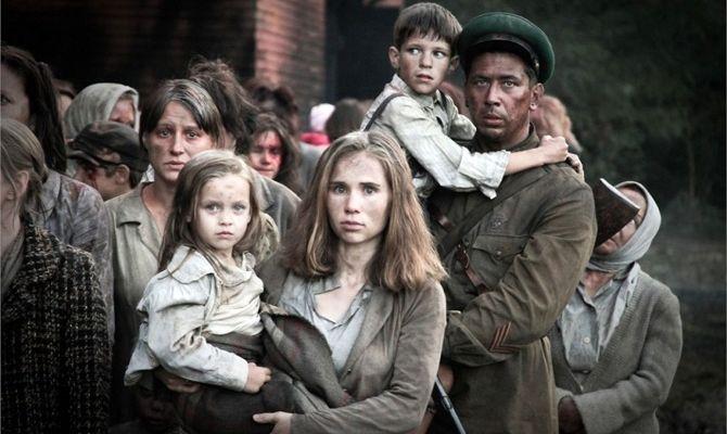 Брестская крепость, фильм о войне