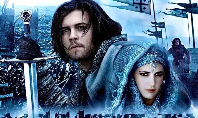 Царство небесное, фильм о войне