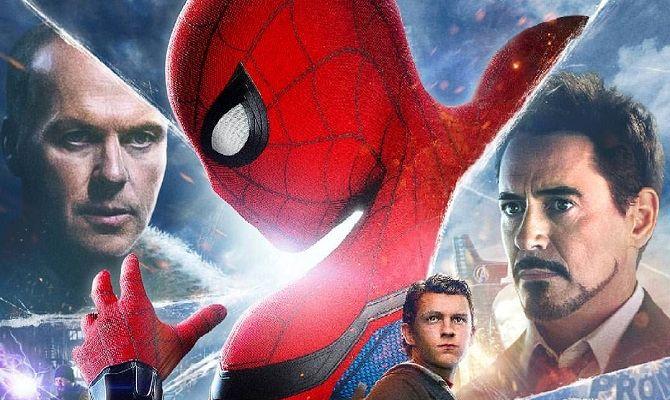 Человек-паук: Возвращение домой, фильм