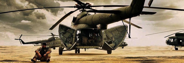 Лучшие фильмы о войне в Ираке