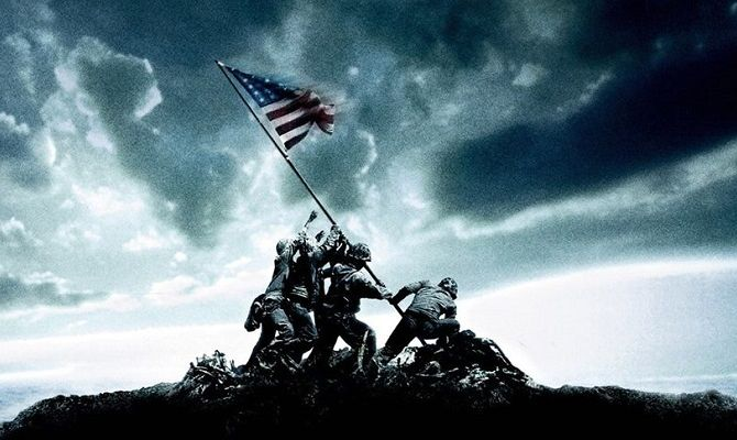 Флаги наших отцов, фильм о войне