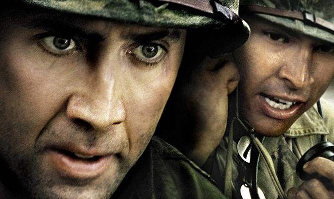 Говорящие с ветром, фильм о войне