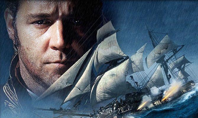 Хозяин морей: На краю Земли, фильм о войне
