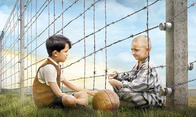 Мальчик в полосатой пижаме, фильм