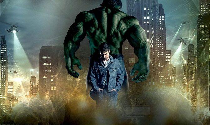 Невероятный Халк, фильм