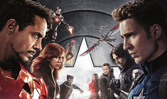 Первый мститель: Противостояние, фильм