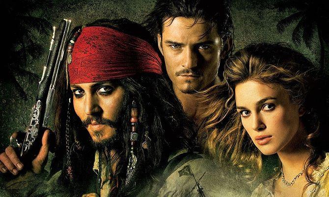 Пираты Карибского Моря, фильм