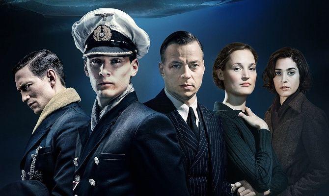 Подводная лодка, сериал