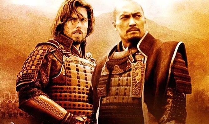 Последний самурай, фильм о войне